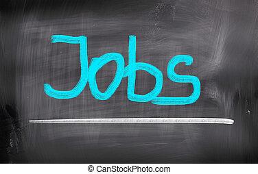 Jobs Concept