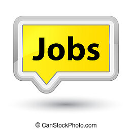 Jobs prime yellow banner button