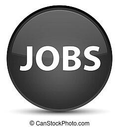 Jobs special black round button