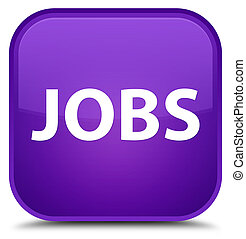 Jobs special purple square button