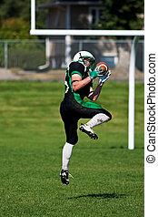 jogador, futebol americano