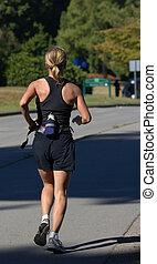 Jogging for health