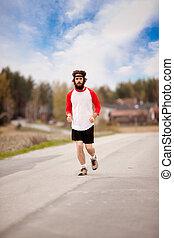 Jogging Man
