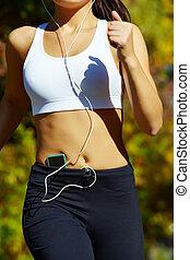joggning