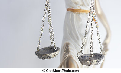 jogi, törvény, szobor, cég, themis