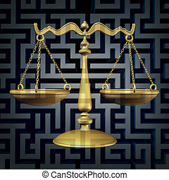 jogi, zűrzavar
