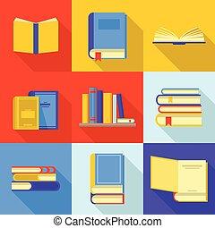 jogo, apartamento, estilo, currículo, ícones