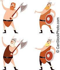 jogo, barbarians
