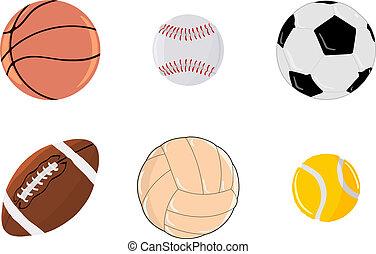 jogo, bolas