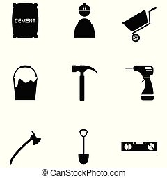 jogo construção, ícone
