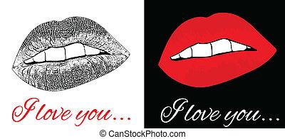 jogo, de, amor, beijo