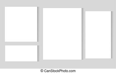jogo, de, artisticos, criativo, universal, cartões., mão, desenhado, textures., casório, aniversário, aniversário, valentine, s, dia, partido., desenho, para, cartaz, cartão, convite, painél publicitário, folheto, flyer., vector., isolado
