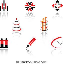 jogo, de, símbolos