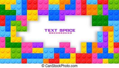 jogo, fundo, espaço, texto, plástico, brinquedos