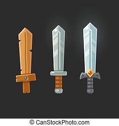 jogo, jogo, espadas
