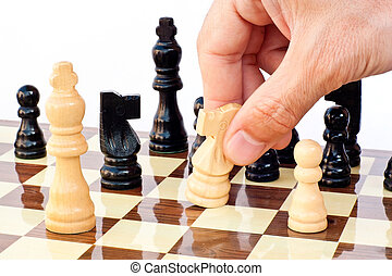 jogo, junta xadrez