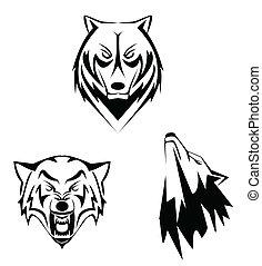 jogo, lobo