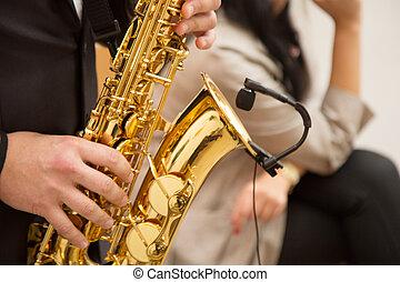 jogo saxophone
