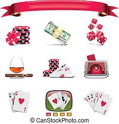 jogo, set., vetorial, p.1(w), ícone