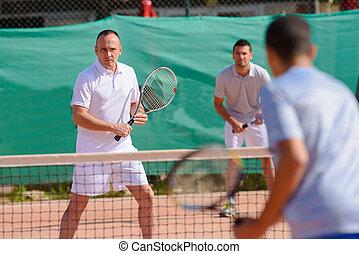 jogo tênis