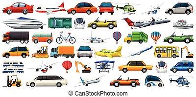 jogo, transporte, vechicles