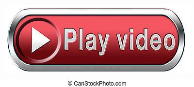 jogo, vídeo