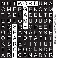 jogo, wordsearch