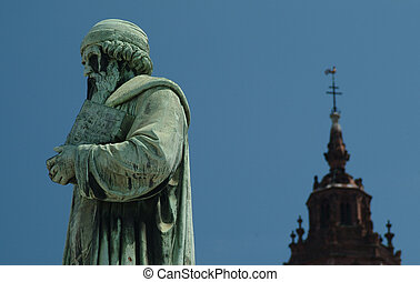 Gutenberg memorial