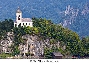 Johannesberg Chapel, Austria