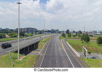 Johannesburg Highways - The highway system of the city of...