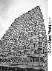John Fitzgerald Kennedy Federal Building. 15 Sudbury Street, Boston. Buildings & Street Scenes, USA.