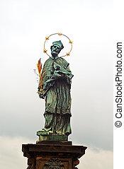 John of Nepomuk statue