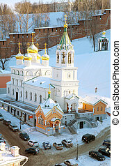 John the Baptist Church Nizhny Novgorod Russia