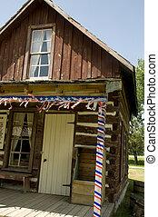 Johnny Spalding Cabin