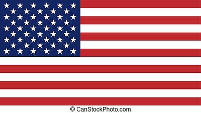 johnston, afmetingen, atol, vlag, standaard