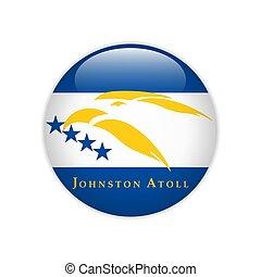 johnston, vlag, knoop, atol