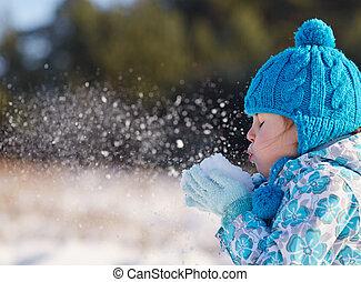 joies, hiver, classique