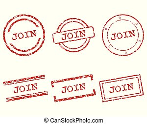 Join stamps