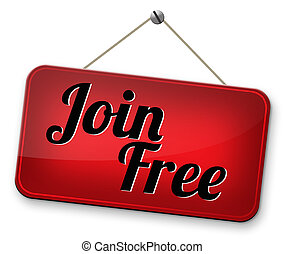 join us free - join free no registration fee for ...
