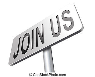 join us now