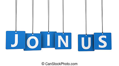 Join Us Sign On Tags