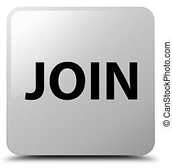 Join white square button