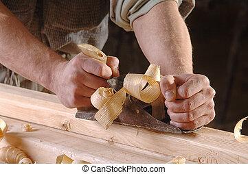joinery, oficina, madeira
