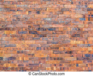Jointless brick wall texture