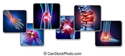 joints, douleur