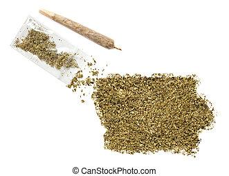 joint.(series), forma, iowa, mala hierba