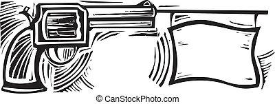 Joke Pistol