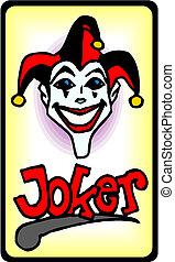 joker, clown