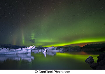 Jokulsarlon Glacial Lagoon, East, Iceland - Jokulsarlon ...