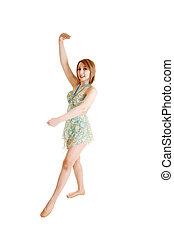 joli, ballerina.